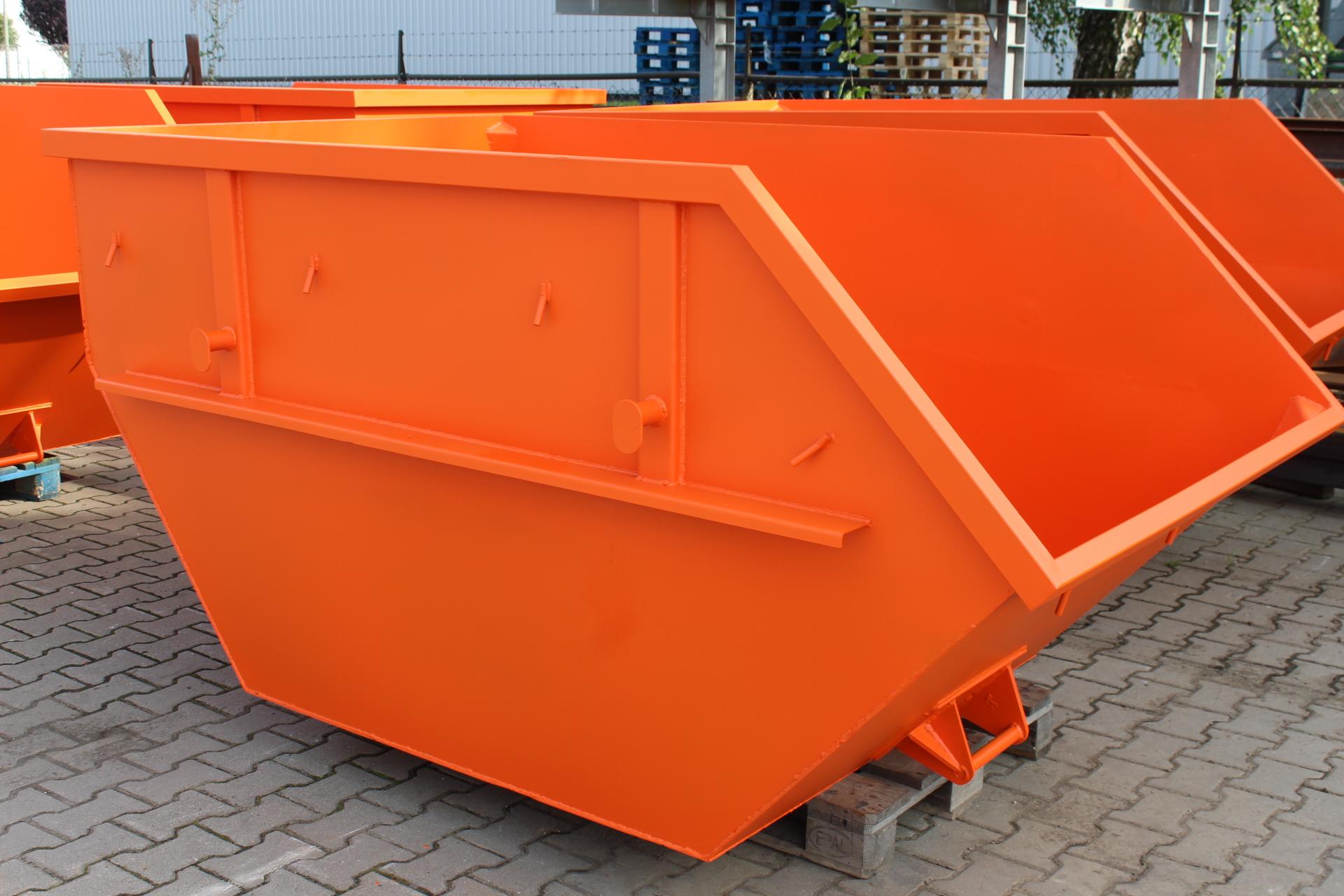 Container Absetzmulde Schuttcontainer 3 cbm nach DIN 30720