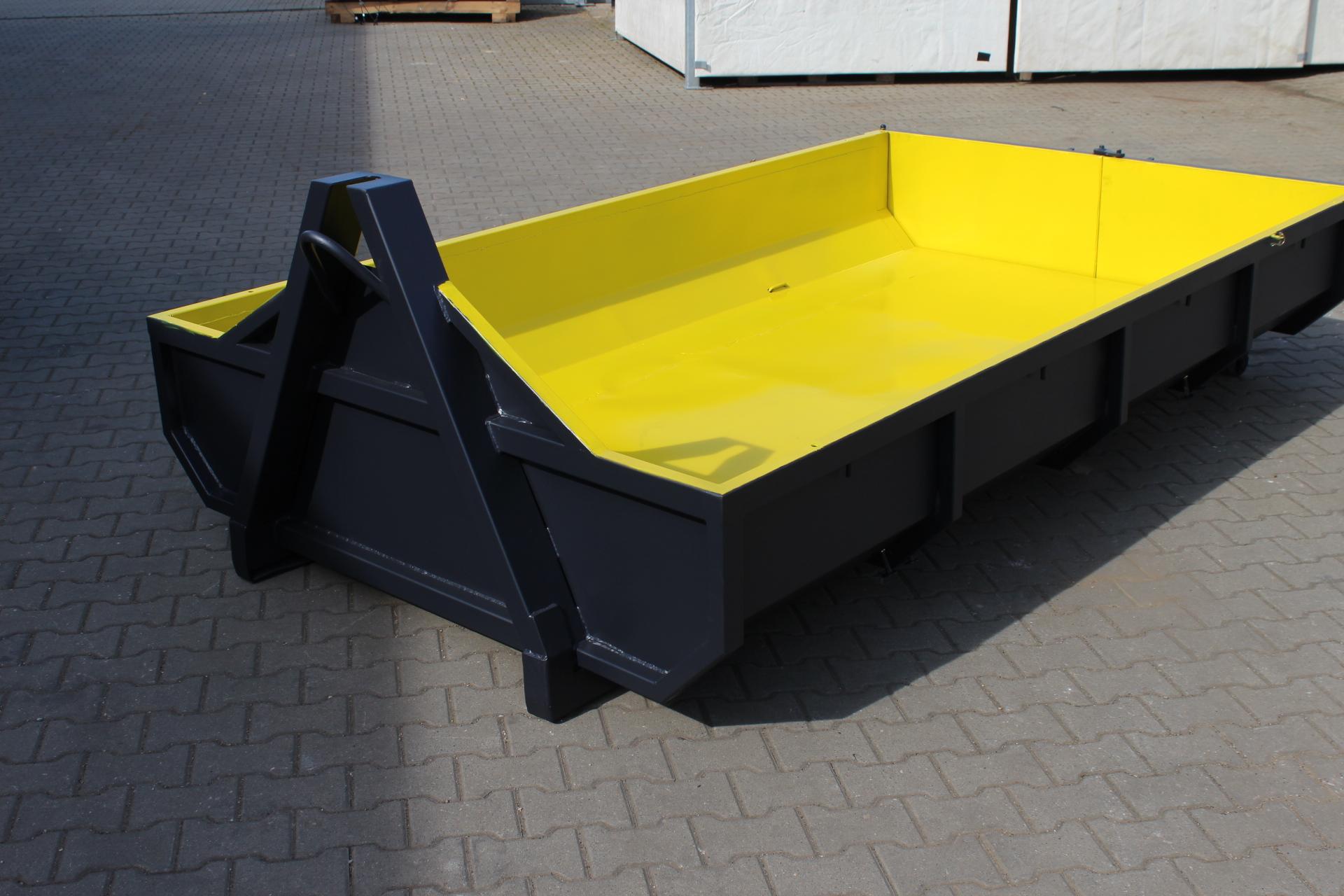 Abrollcontainer Hornet 2,5 cbm nach DIN 30720